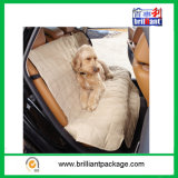 2 Pocektsか折る犬のクッションまたはペット供給の防水ハンモックの後部席カバー
