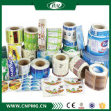 Facotry direkter Aufkleber-Kennsatz des Drucken-BOPP