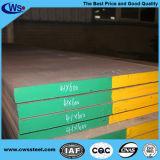 Acero caliente 1.2344 del molde del trabajo del surtidor chino