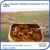 Do calefator reativo do alimento da água o calefator Emergency do alimento pode saco do calefator do alimento