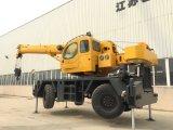 판매 (KDRY50)를 위한 중국 새로운 50t 거친 지형 기중기