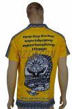 Chemises de polo en bloc bon marché sublimées par polyester 100% de vente en gros de la Chine (P008)