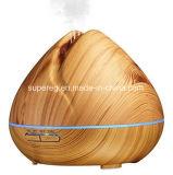 De houten Grain Verspreider van Ultrasonic Yoga SPA Aroam van de Lucht