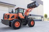 Qualität 4 Tonnen-Rad-Ladevorrichtung mit Shangchai (Gleiskettenfahrzeug) Motor