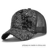 刺繍の帽子のBurshedのカスタム綿のCap昇進のスポーツの刺繍の女性の