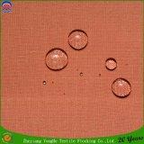 Сплетенная ткань занавеса светомаскировки Tc водоустойчивая Fr хлопка полиэфира