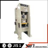 Semi прямая бортовая одноточечная машина давления механически силы 80ton/110ton/160ton