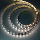 Ce RoHS 3 años de tira flexible de la garantía SMD2835 LED