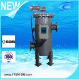 Filtro de limpieza automática para el tratamiento del agua