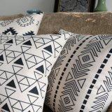 Cuscini decorativi di tela del cotone di lusso per i sofà