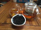 Золотистый грибной темный чай