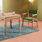 Commerical hölzerne Gaststätte-Speisetisch und Stuhl mit dem Arm (SP-CT735)
