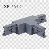 Wholesales die 4 Drähte T-Form Spur-Licht-Verbinder (XR-564)