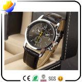 Quarz-Armbanduhr des Qualitäts-Form-Mannes und Sport-Uhr