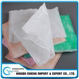Os PP colorem media de filtro não tecidos do bolso do saco de filtro da tela de Meltblown do fornecedor rápido