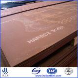 Placa de aço resistente Ar500 Nm450 da abrasão de Domex 400
