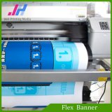Bandera de la flexión del vinilo de la impresión del material de publicidad