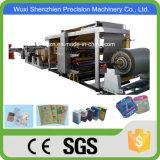 Chaîne de production à grande vitesse de sac de papier de prix usine