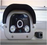 Câmera IP impermeável com dispositivo de controle de temperatura de visão noturna IR