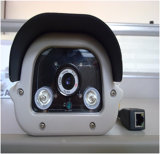 IR 야간 시계 온도 조종 장치를 가진 방수 IP 사진기