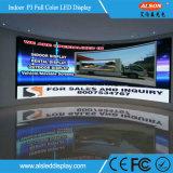 Schermo di visualizzazione del LED di P3 HD Modlue 192*192mm