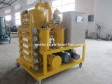 Doppia macchina del filtro dell'olio del trasformatore dello spreco di vuoto della fase (ZYD)