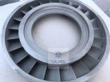 Pièce de turbine de bâti d'Investiment de disque de turbine d'Ulas de moulage de précision de pièce de bâti du disque Td2 de turbine