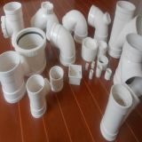 Tubos de drenaje subterráneos de PVC-U