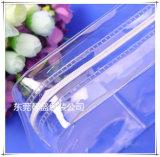 Sac en plastique lustré biodégradable de cadeau de PEVA pour des produits de soins de santé