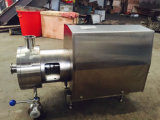 Bomba homogeneizador mezclador emulsión cosmética Champú