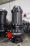 WQ Bomba submersível de drenagem de bomba de esgoto sem obstrução (15-30HP)