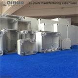 IP67 200*120*75 mm 투명한 직사각형 플라스틱 방수 접속점 상자