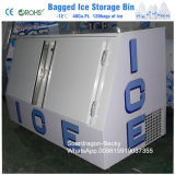 冷たい壁システムが付いている傾いたドアの氷の収納用の箱Vt400