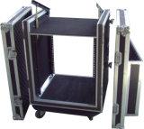 Furnierholz-fehlerfreier Kasten mit seitlichem Tisch