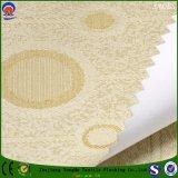 ジャカードカーテンおよび椅子カバーのための織物によって編まれるファブリック防水ポリエステル停電のコーティングファブリック