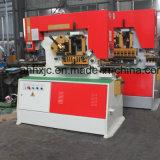 Trabalhadores hidráulicos aprovados do ferro Q35y-16 do Ce do Ironworker da eficiência elevada para a venda