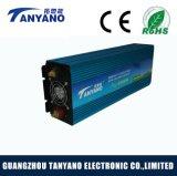 Eficacia alta 2000W 12V 220V del inversor puro de la potencia de onda de seno de la red
