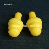 Оптовая продажа Earplug силикона формы рождественской елки предохранения от уха высокого качества 3-Layer