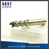 M2ai 3flute herramienta de corte de fresa CNC máquina de fresado cortador