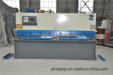 QC12k 16*2500 hydraulisches CNC-Schwingen-scherende Maschine