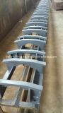 PC300のための掘削機の下部構造の予備品トラック中国の監視