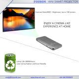 Foison HD Android WiFi франтовское Pocke, репроектор DLP t миниый с Built-in перезаряжаемые батареей 5000mAh