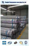Tubulação de aço Pre-Galvanizada Q235 redonda