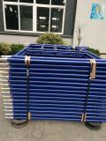 Frame revestido da escada do pó/frame do pedreiro/frame Scaffodling da etapa