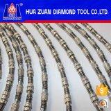 Huazuan 다이아몬드 철사는 대리석을%s 보았다