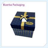 Коробка подарка картона высокого качества бумажная упаковывая