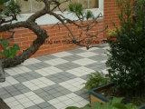 Mattonelle di ceramica di collegamento di Decking della decorazione del pavimento del giardino 30*30