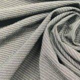 tela del Spandex de la raya 4-Way del poliester de la poliamida 70d para los cortocircuitos de la ropa