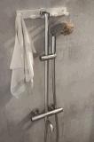 Stand thermostatique d'étage de mur de robinet de salle de bains