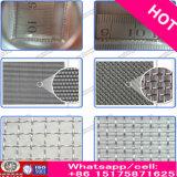 Rete metallica dell'acciaio inossidabile per in profondità elaborare per la filtrazione dell'acqua e dell'aria